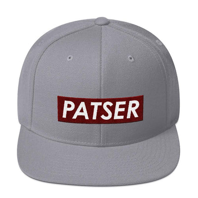 Patser Snapback Hat-The Tee Planet