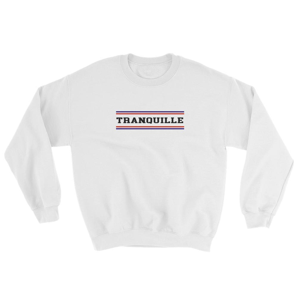 Tranquille Sweatshirt-The Tee Planet