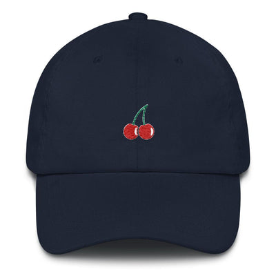 Cherry Dad hat-The Tee Planet
