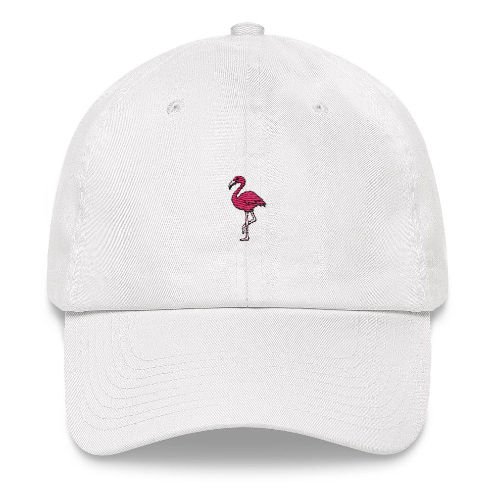 Flamingo Dad hat-The Tee Planet