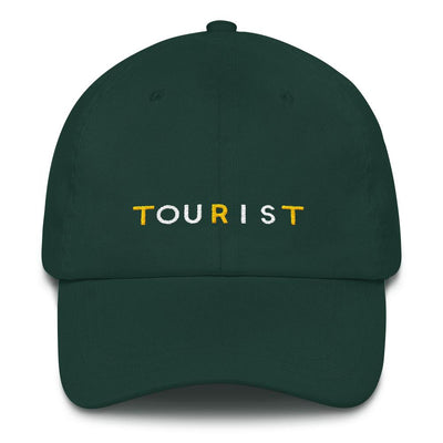 Tourist Dad hat-The Tee Planet