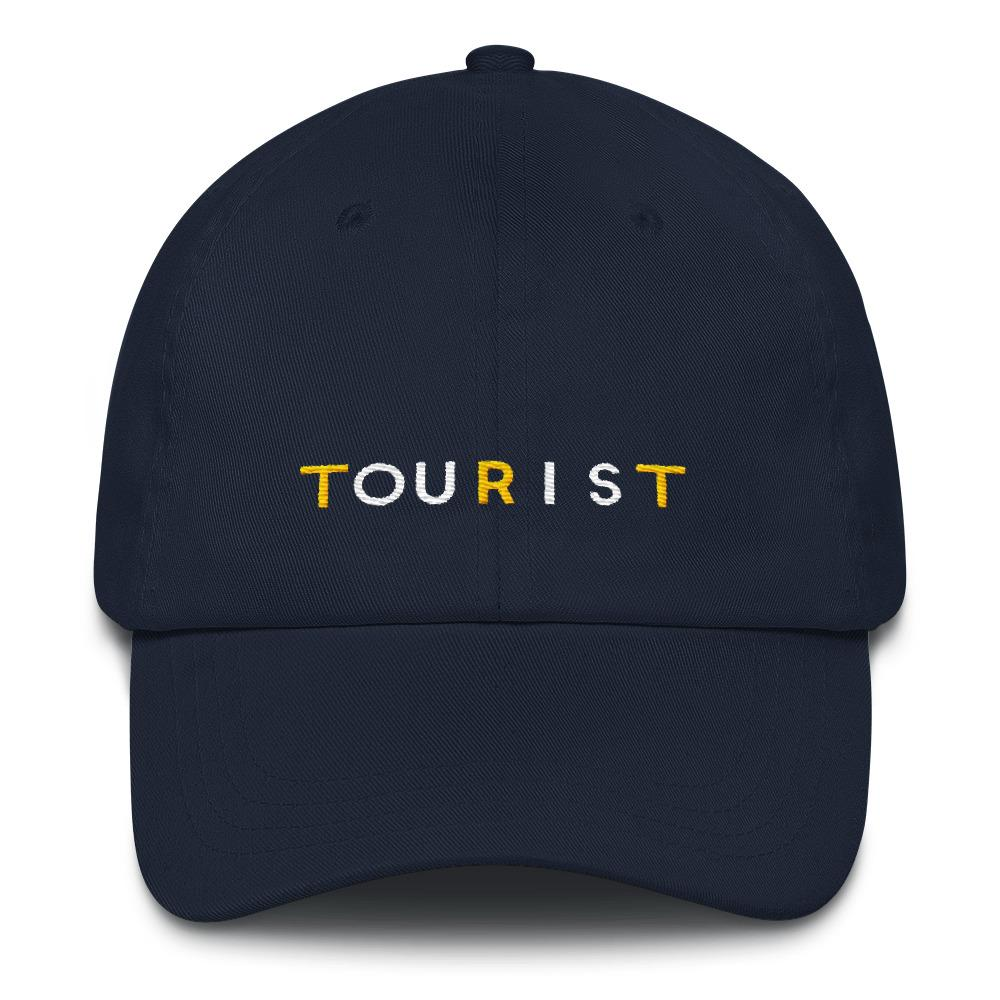 Tourist Dad hat