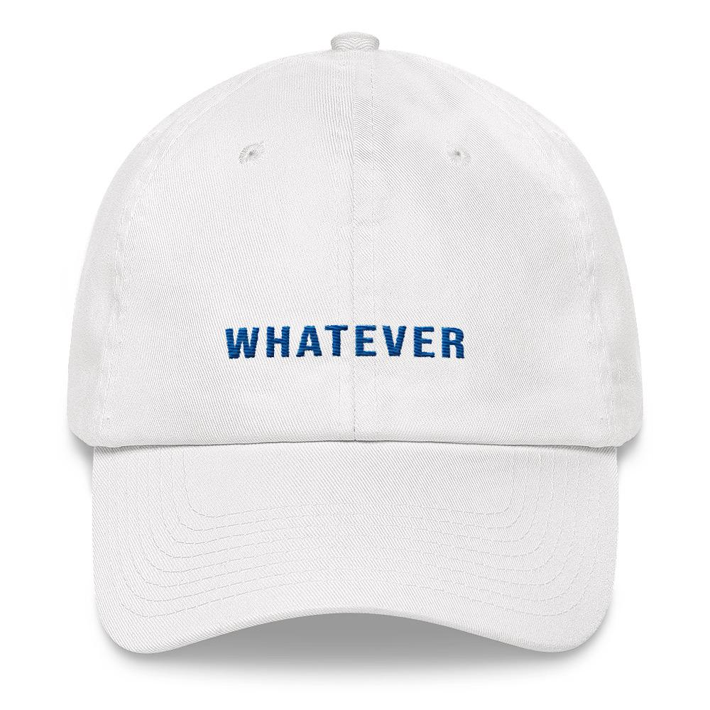 Whatever Dad hat-The Tee Planet
