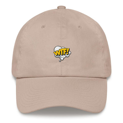 WTF Dad hat-The Tee Planet