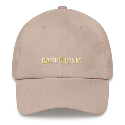 Carpe diem Dad hat-The Tee Planet