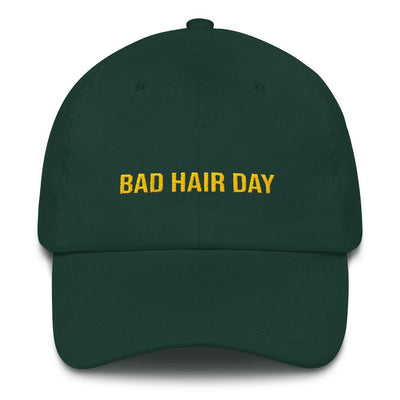 Bad hair day Dad hat-The Tee Planet