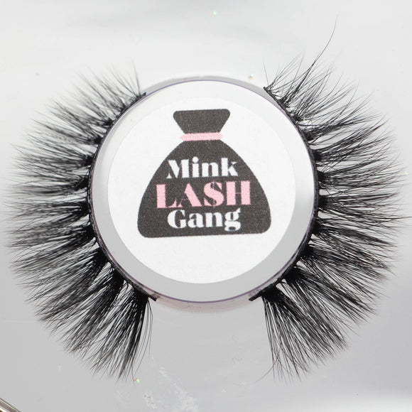 Mink Lash Gang Natural Lashes