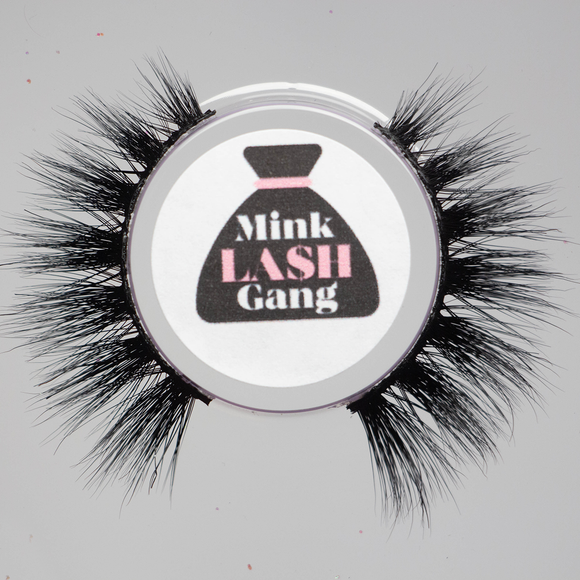 Secure - Mink Lash Gang TM