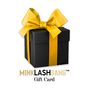 Gift Card - Mink Lash Gang TM