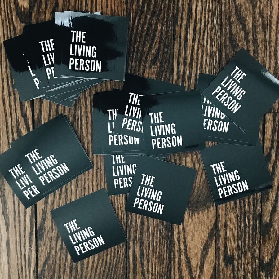TLP Stickers (Pack of 5)