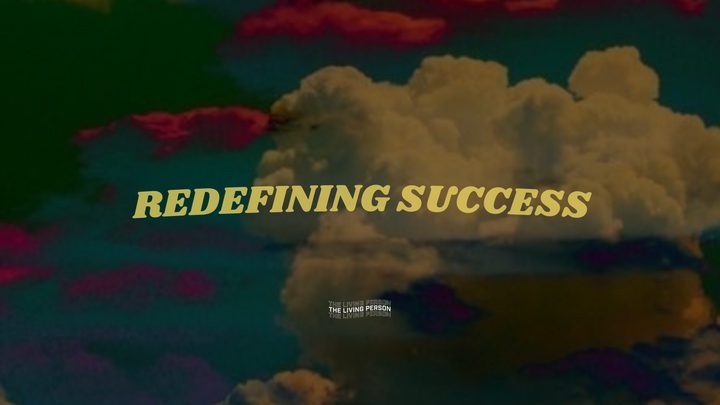 Redefining Success TLP Workshop + Virtual Retreat