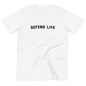 Defend Life - 100% Certified Organic Cotton