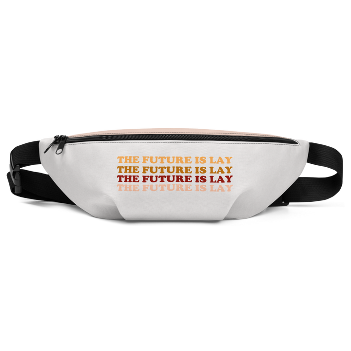 The Future is Lay Fanny Pack (@JulieLai Collab)