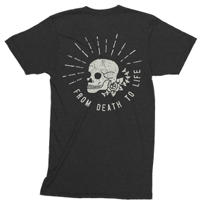 Death to Life Logo Tee