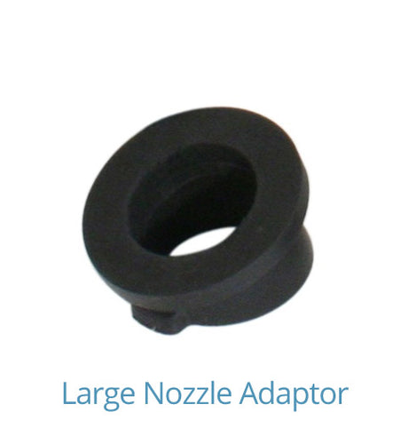 Large Nozzle Adapter - Clean Way Fuel Fill