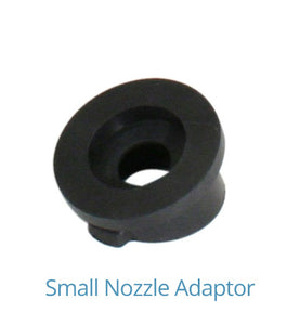 "Nozzle Adapter - Fits Both 12"" & 10"" Baffles - Clean Way Fuel Fill"