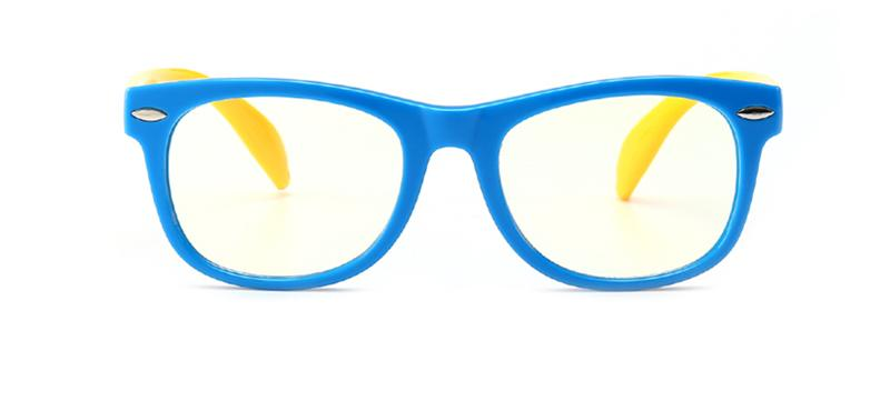 LITTLEBOSS - (Blue) Anti-Blue Light Glasses for Kids