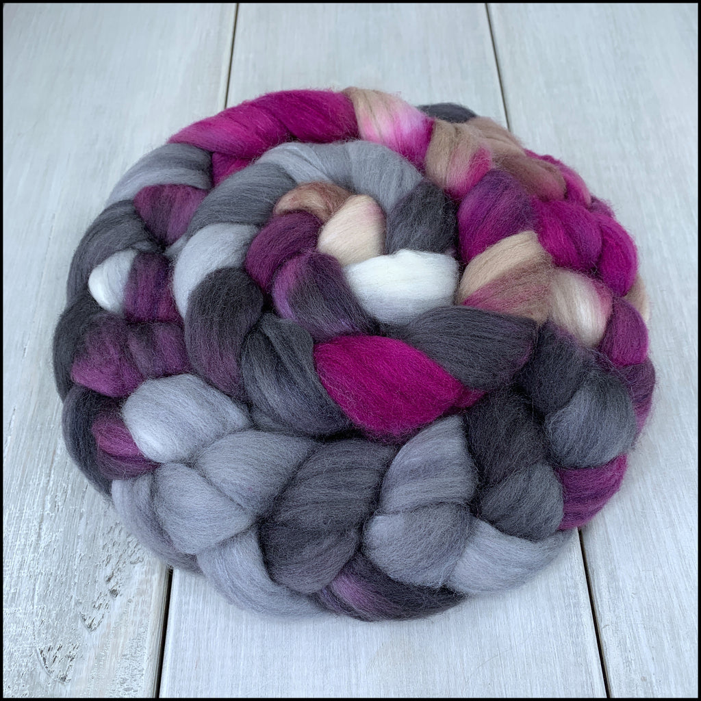 85/15 Polwarth/Silk - '221B'