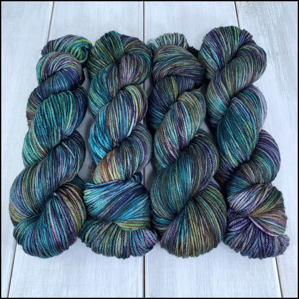 Worthington Worsted - 'Shadowfell' - Kettle Dyed