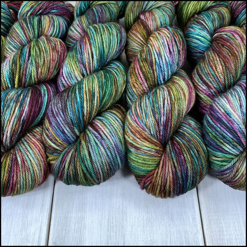 Worthington Worsted - 'Walla Walla' - Kettle Dyed