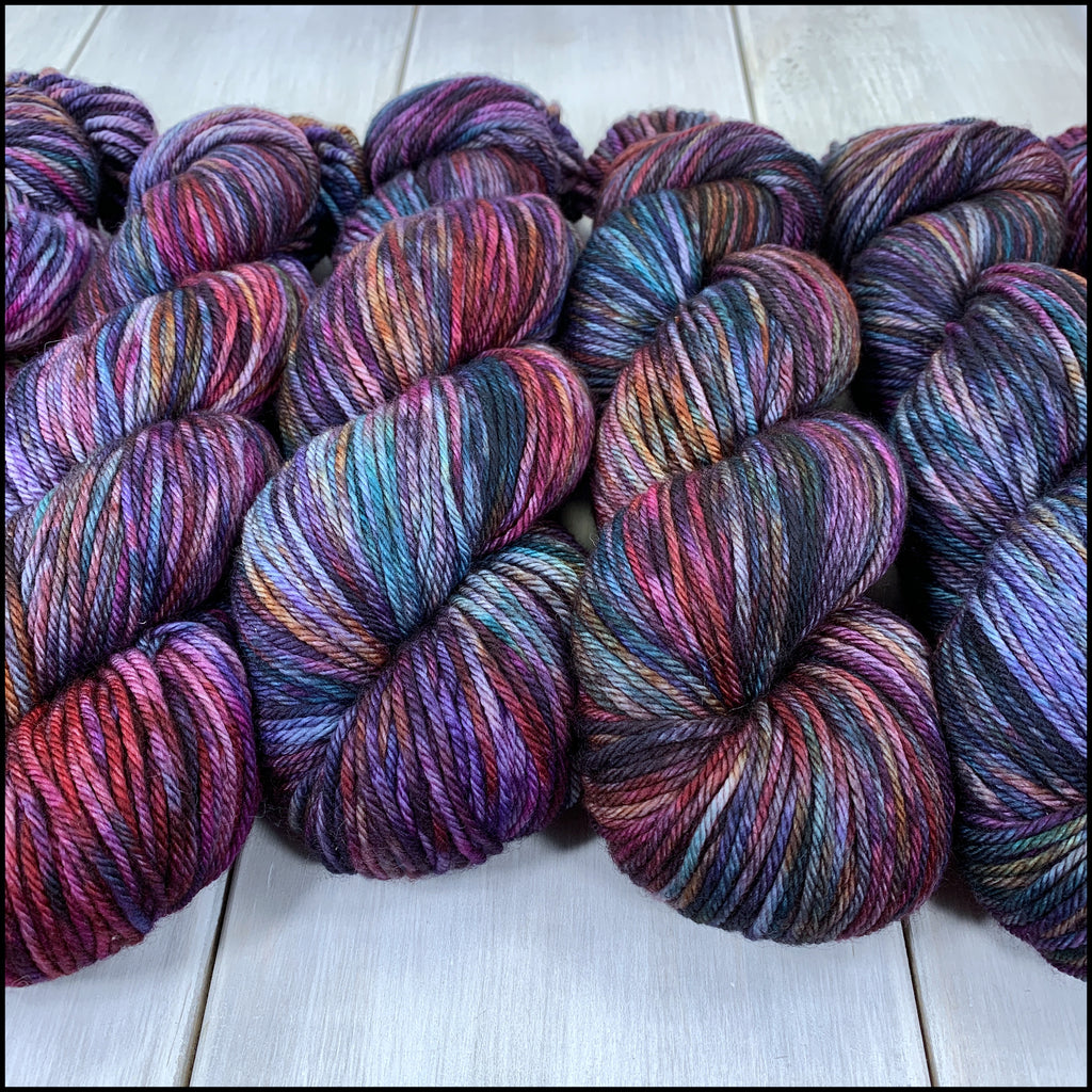 Worthington Worsted - 'Hijinks' - Kettle Dyed