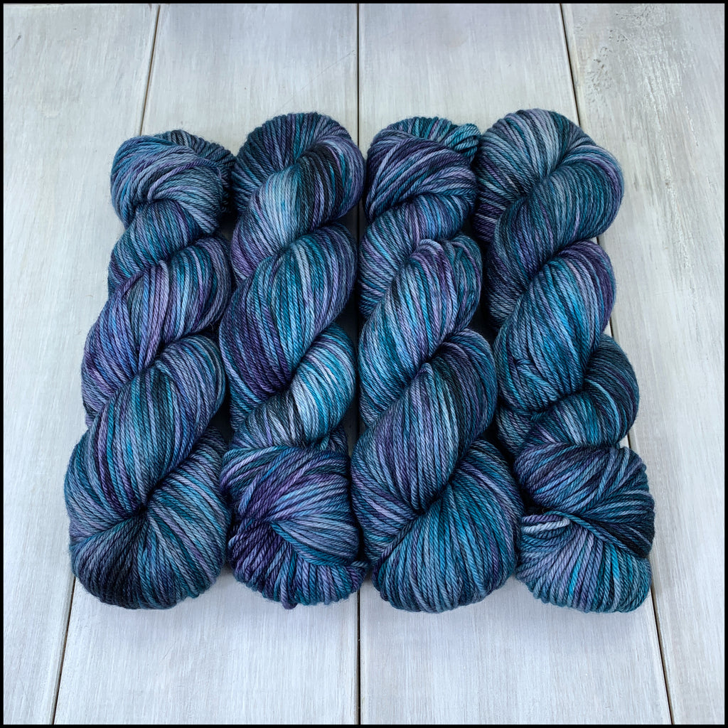 Worthington Worsted - 'The Cat's Pyjamas' - Kettle Dyed