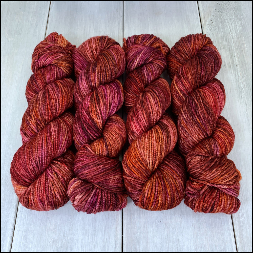 Worthington Worsted - 'Ramble' - Kettle Dyed