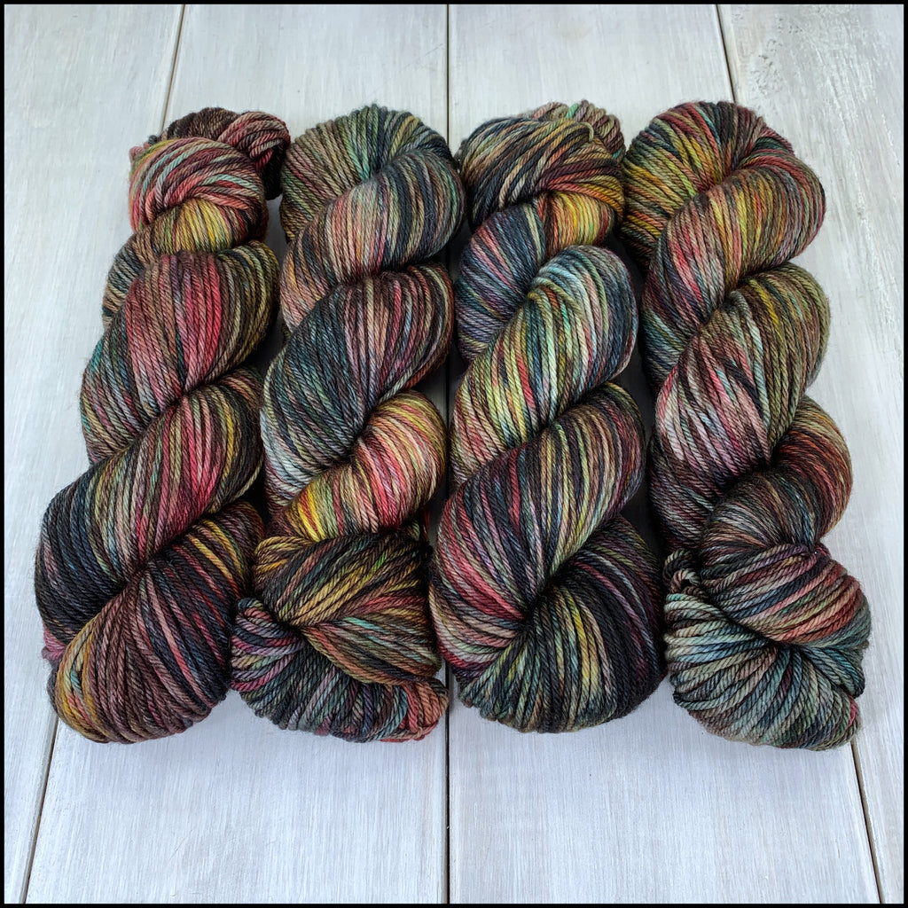 Worthington Worsted - 'Captain Tightpants' - Kettle Dyed