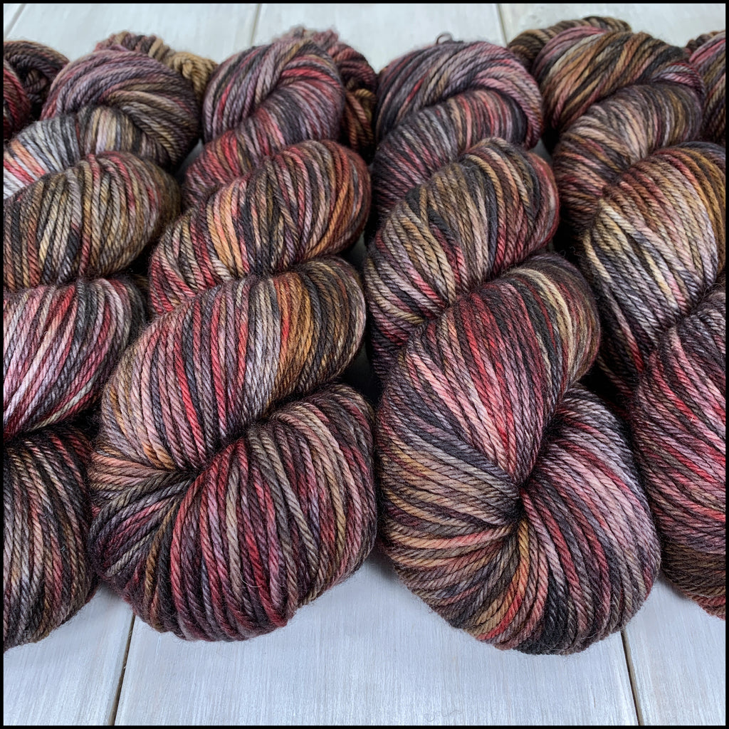 Worthington Worsted - 'Possumhaw' - Kettle Dyed