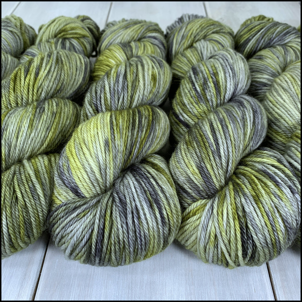 Worthington Worsted - 'Always Greener' - Kettle Dyed