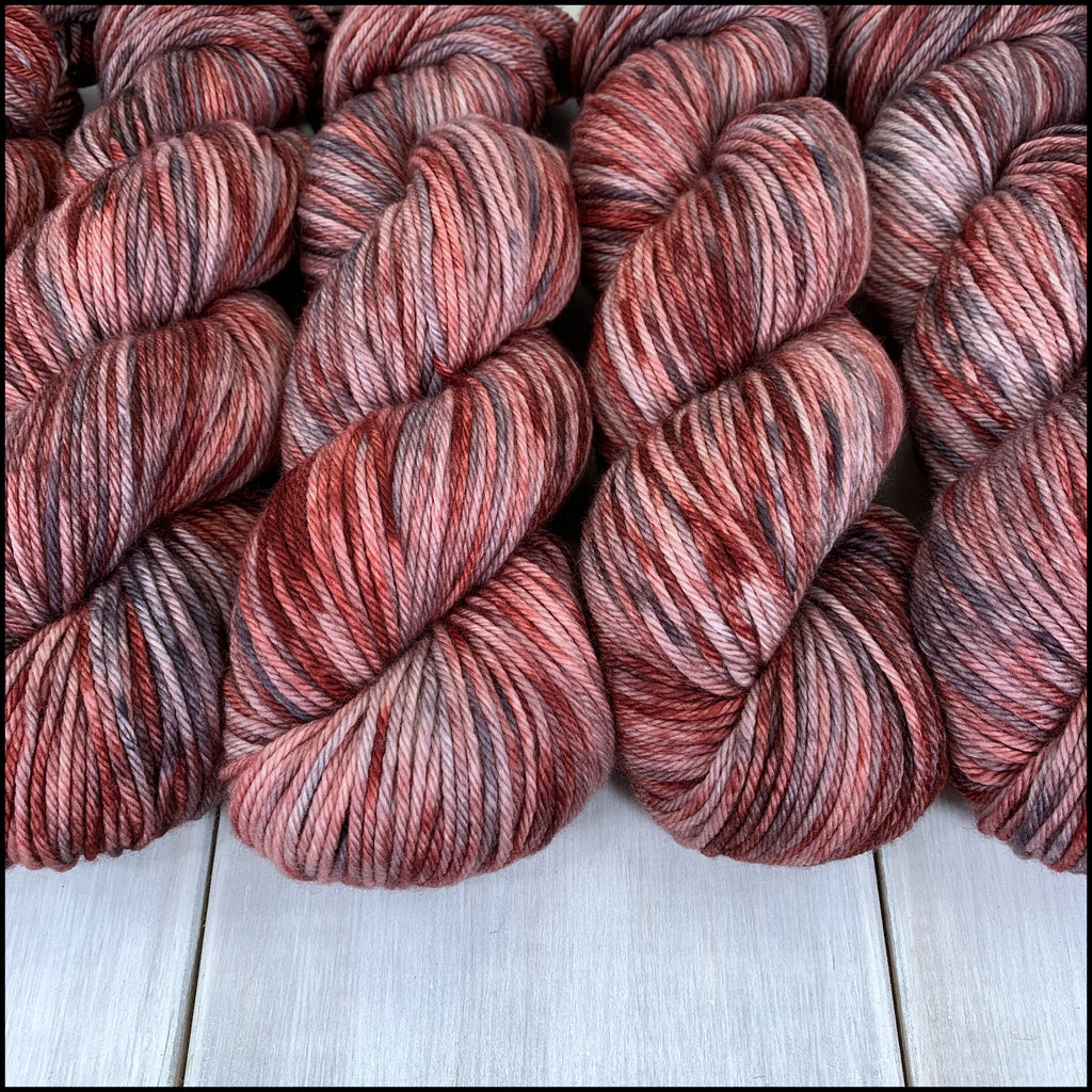 Worthington Worsted - 'Queen of France' - Kettle Dyed