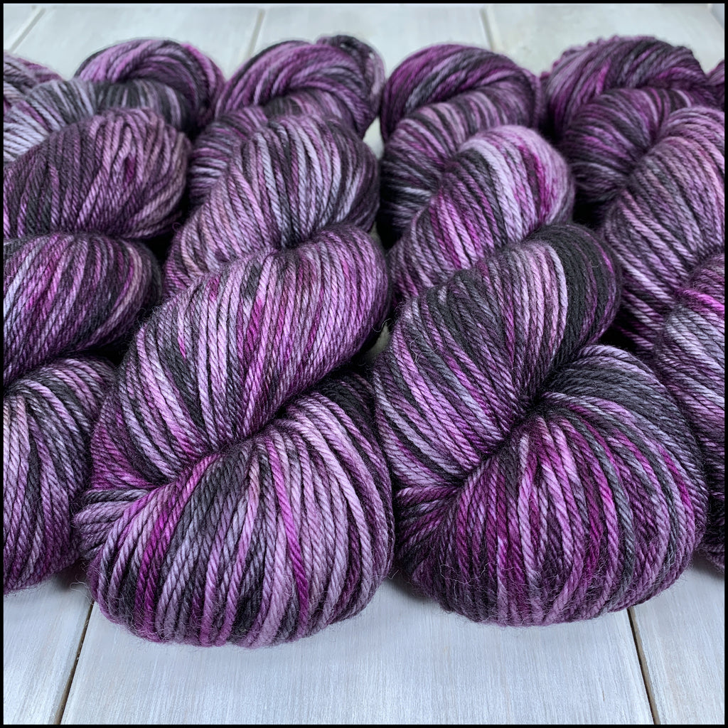 Worthington Worsted - '221B' - Kettle Dyed