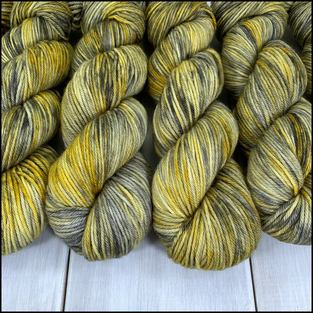 Worthington Worsted - 'Godric's Hollow' - Kettle Dyed