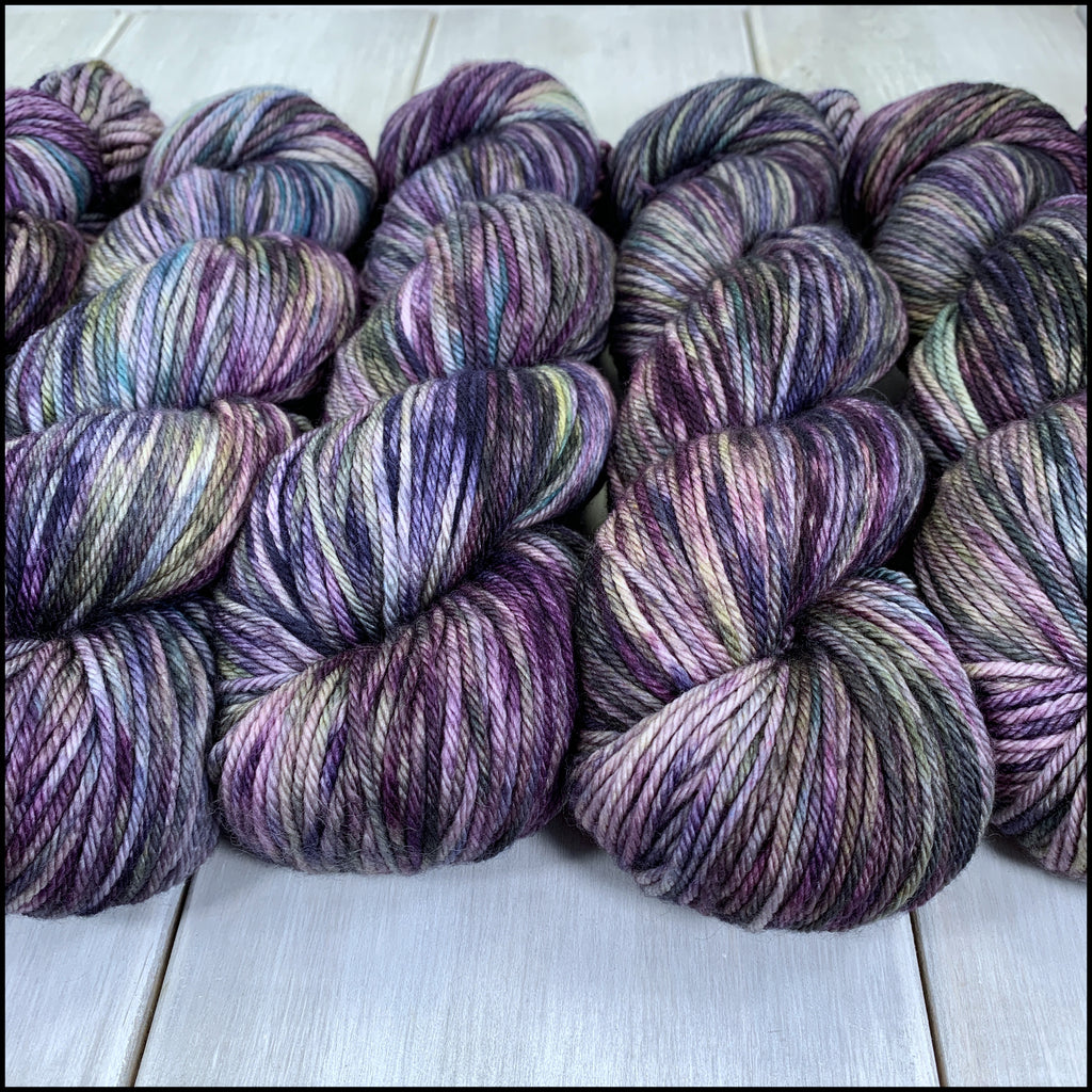 Worthington Worsted - 'Mildly Amusing' - Kettle Dyed