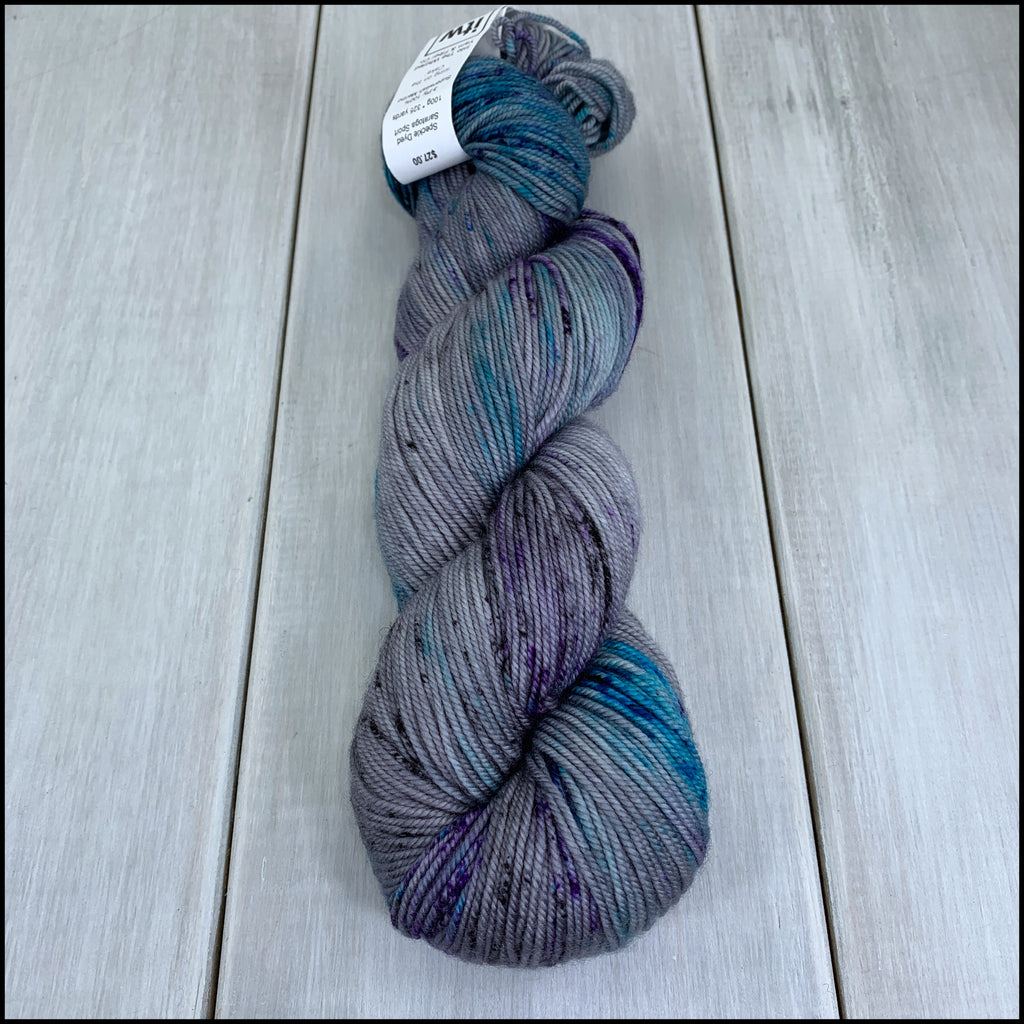 Saratoga Sport - 'Iceing on the Cake' - Speckle Dyed