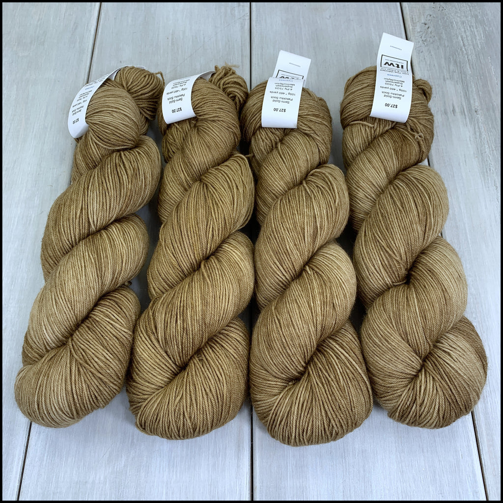 Pakokku Sock - 'Cypress' - SALE