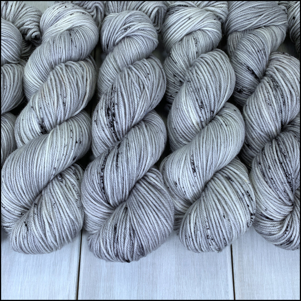 Dresden DK - 'Dressed to the Nines' - Speckle Dyed