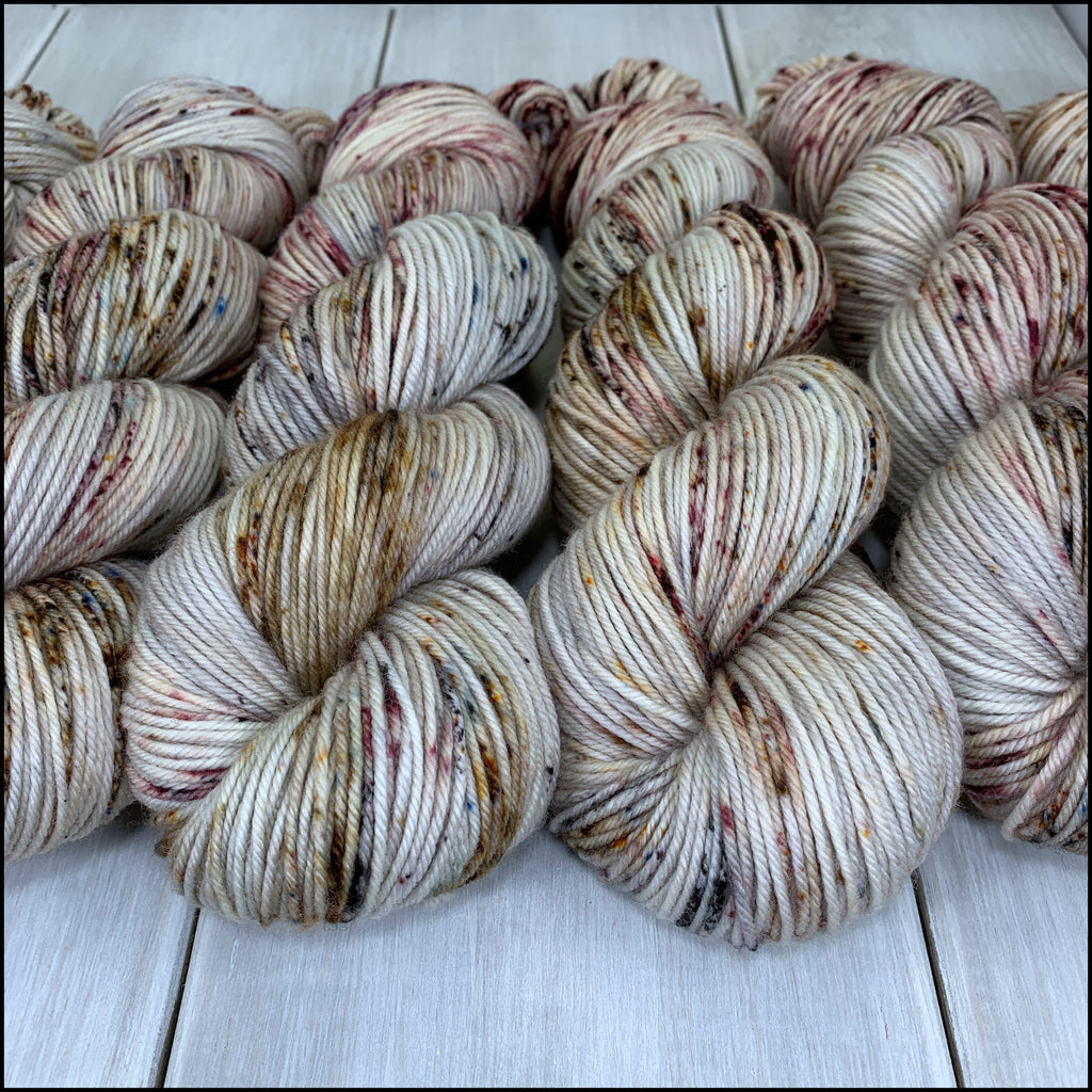 Dresden DK - 'Throwing Shade' - Speckle Dyed
