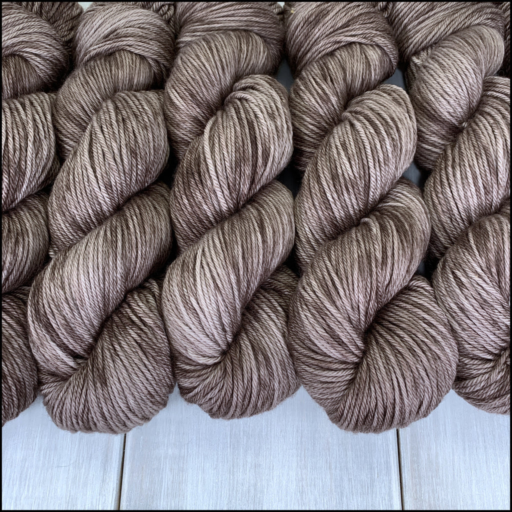 Worthington Worsted - 'Hawthorne' - Semi-Solid