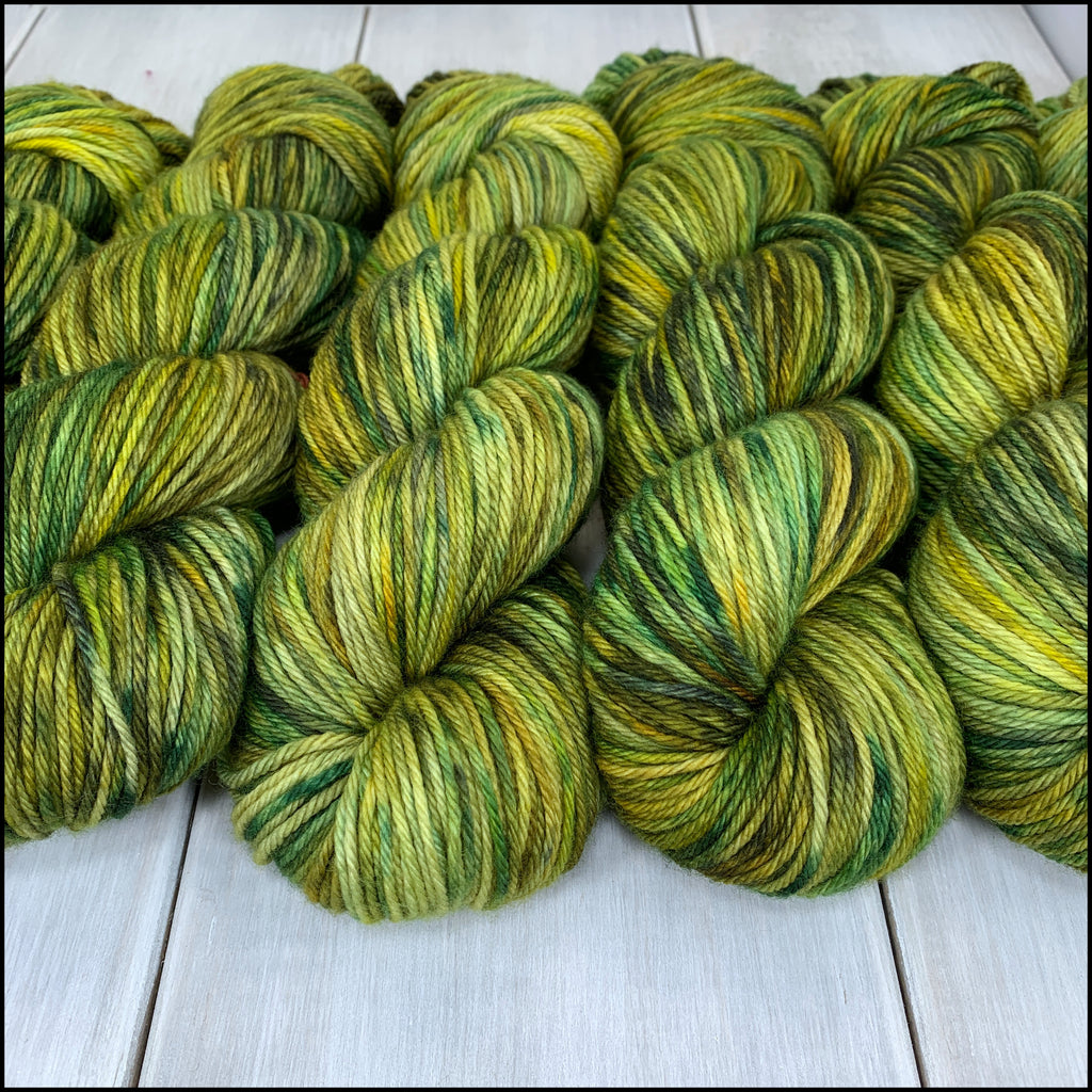 Worthington Worsted - 'Cernunnos' - Kettle Dyed