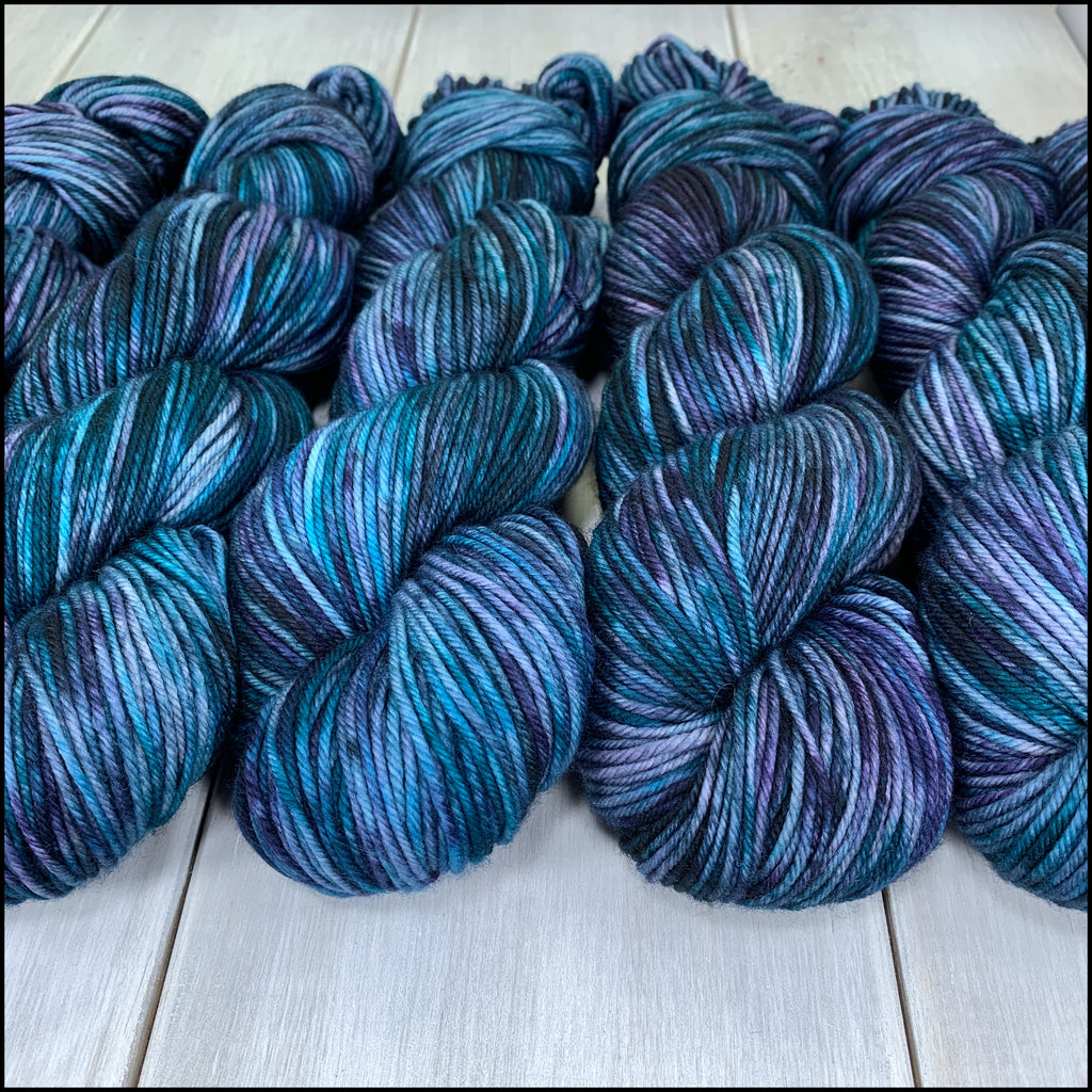 Dresden DK - 'The Cat's Pyjamas' - Kettle Dyed