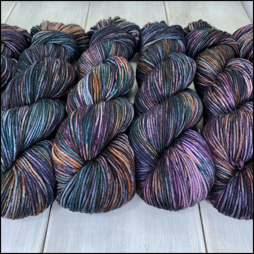 Dresden DK - '404 : Name Not Found' - Kettle Dyed