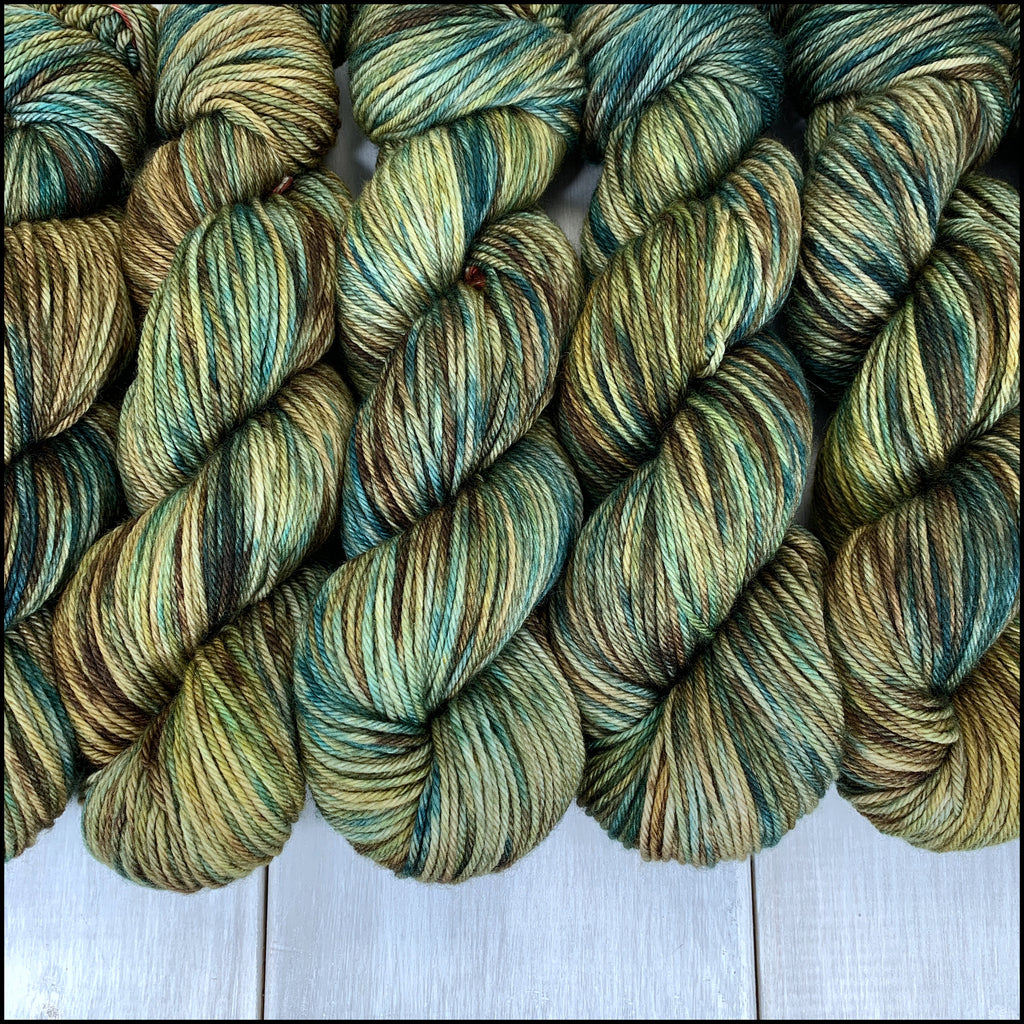 Worthington Worsted - 'Wayfarer' - Kettle Dyed