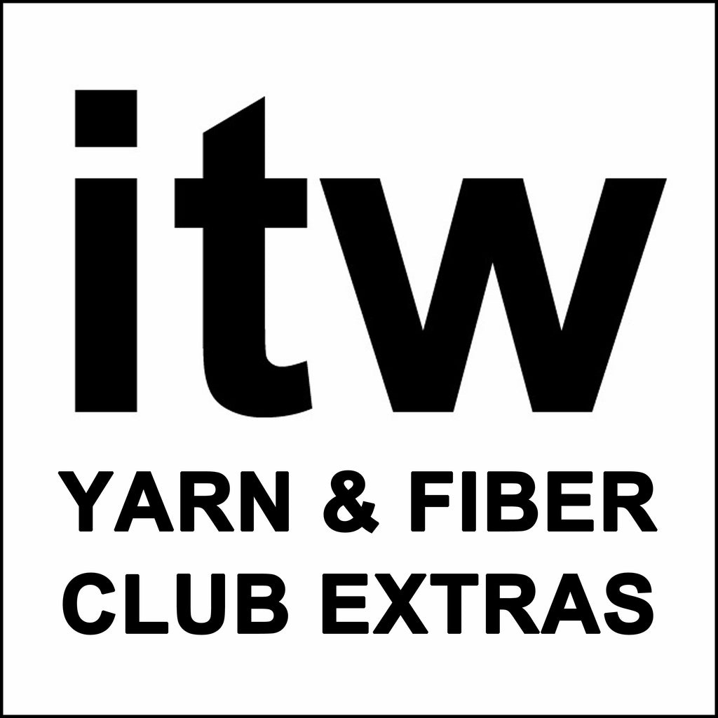 Members Only - APRIL- ITW Fiber Club Extras