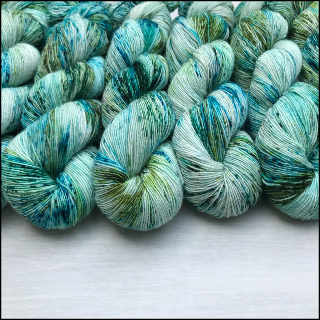 Speckle Dyed - 'Waiting in the Wings'