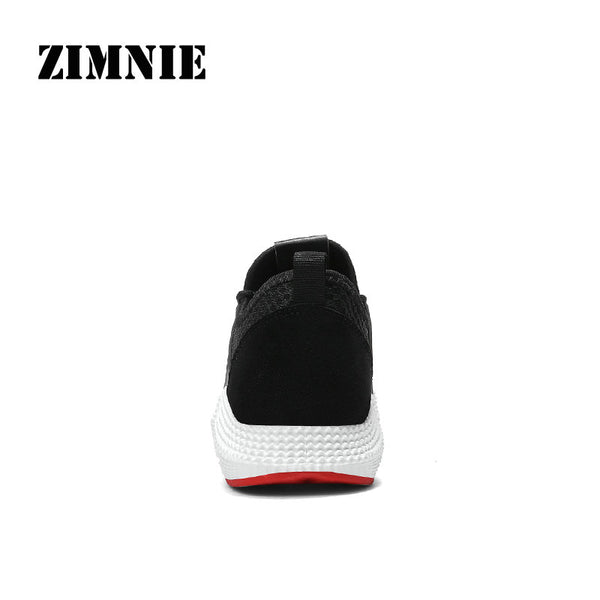 ZIMNIE Outdoor Sport Sneakers Breathable Brand Running Shoes Men Comfortable Breathable Light Weight Walking Shoes Size 39~44