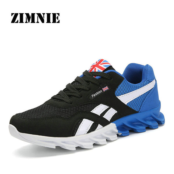 ZIMNIE Men's Running Shoes Breathable Jogging Shoes Men Lightweight Sneakers Men Gym Shoes Outdoor Sports Shoes Zapatos