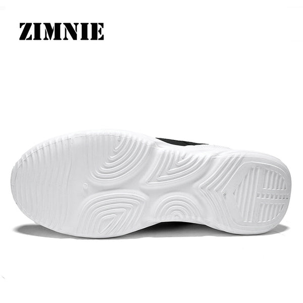 ZIMNIE Man Sneakers Breathable Jogging Shoes Men Lightweight Sneakers Men's Running Shoes Gym Running Shoes Outdoor Zapatos