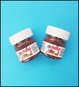 Nutella Jars-Mini