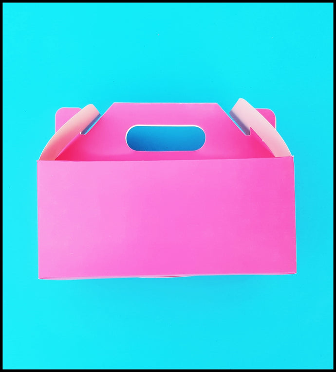 Party Favour Boxes With Handles